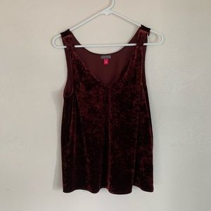 Vince Camuto red tank
